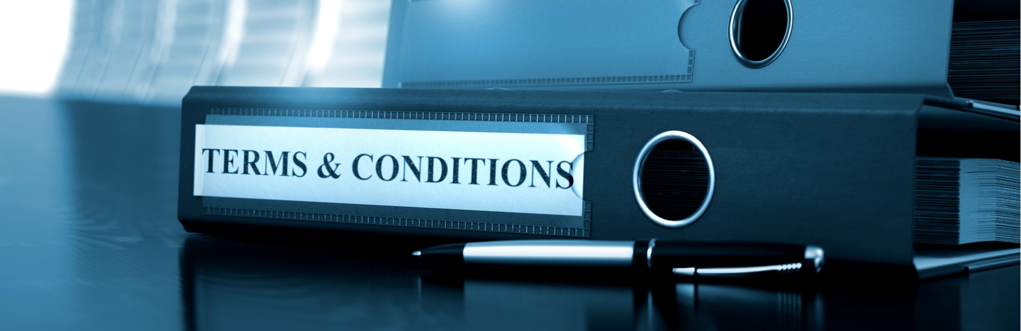 Terms and Conditions - Header Image