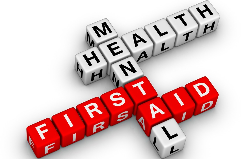 Mental Health First Aid - Header Image