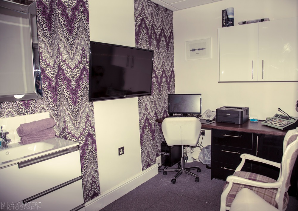 NEW: Leicester Occupational Health Clinic - Header Image